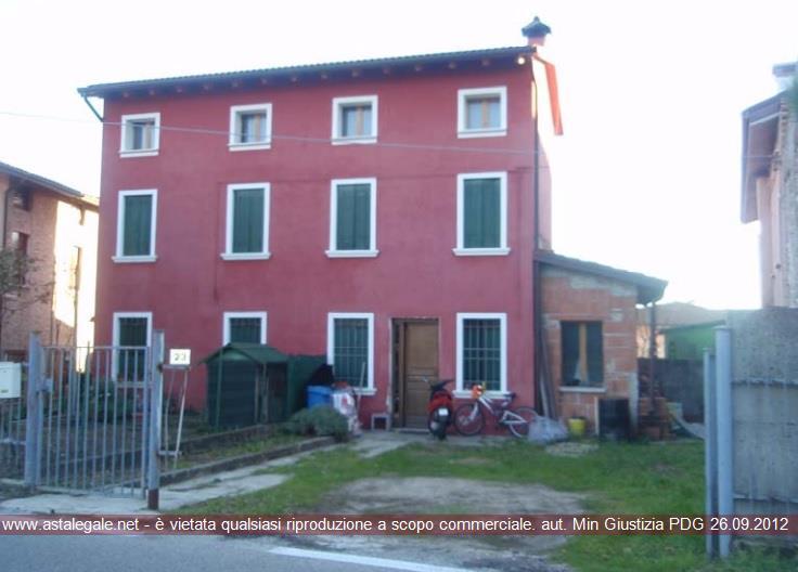 Sarcedo (VI) Via Villa Capra 23