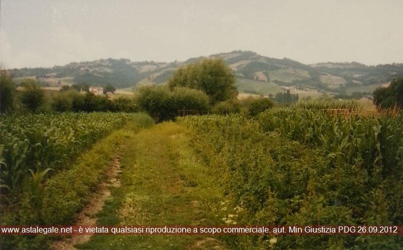 Gualdo Tadino (PG) Vocabolo Canepine