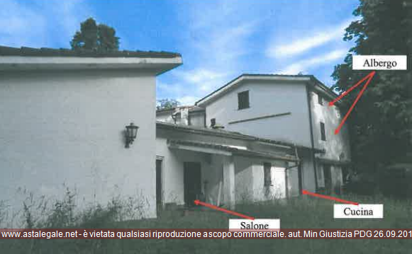 Deiva Marina (SP) Localita' Baracca - Fraz. Passo del Bracco