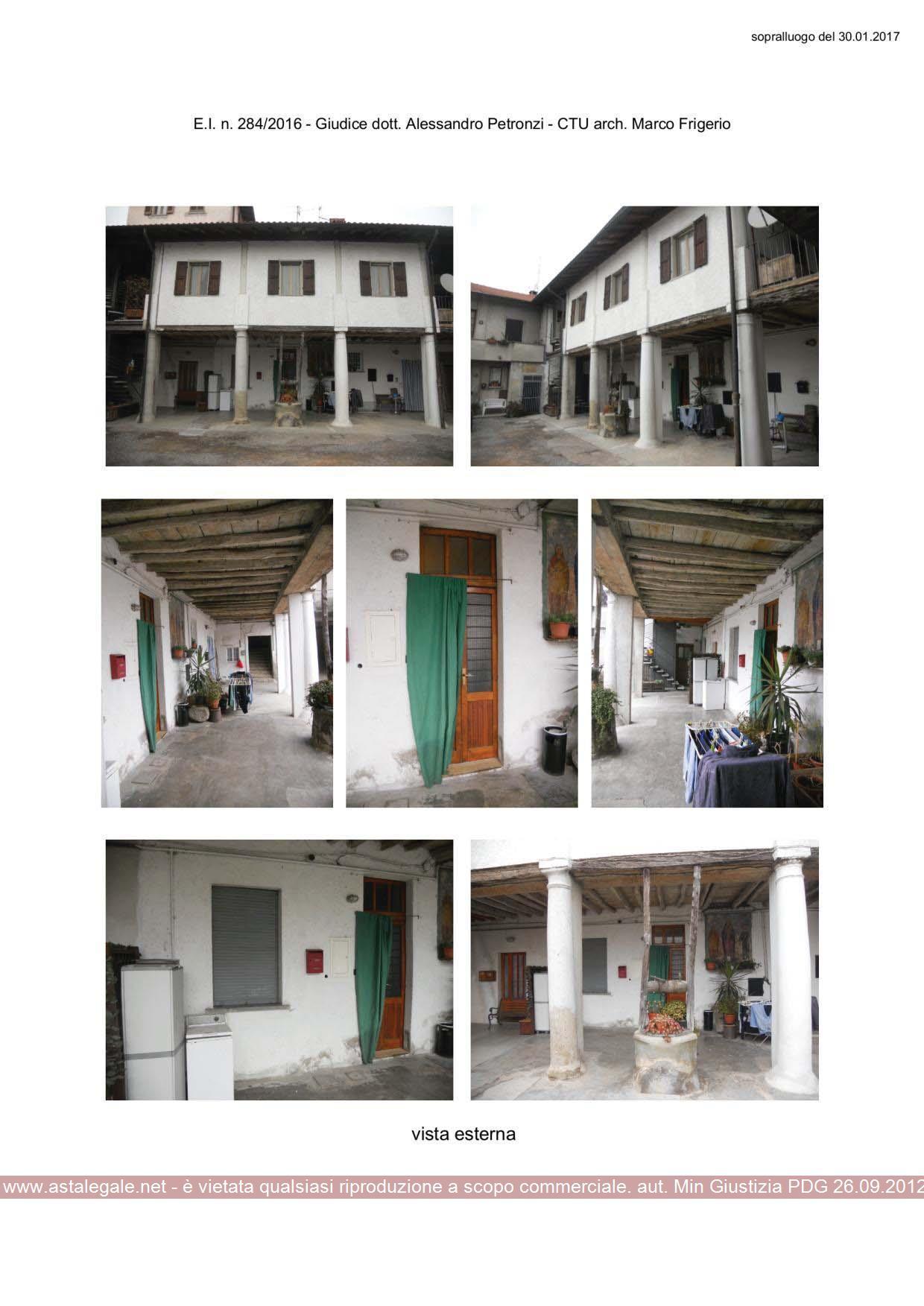 Cadorago (CO) Localita' Caslino al piano - Via Piave 6