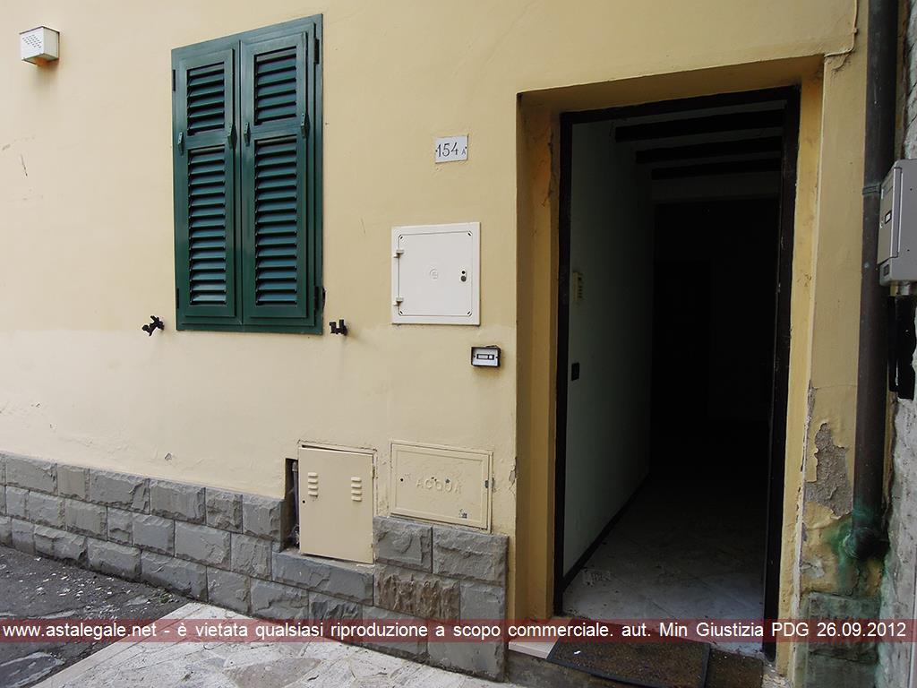 Montevarchi (AR) Via Ammiraglio Burzagli n. 154/a