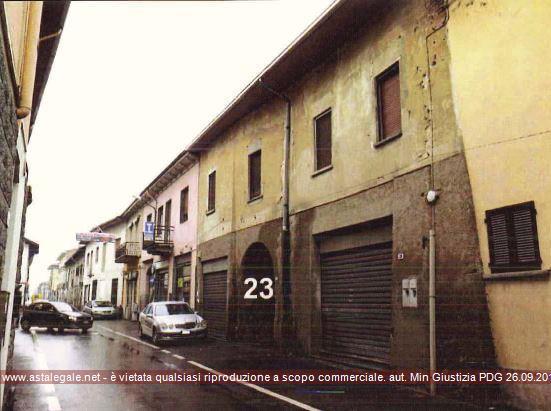 Magnago (MI) Via Vittorio Veneto 23