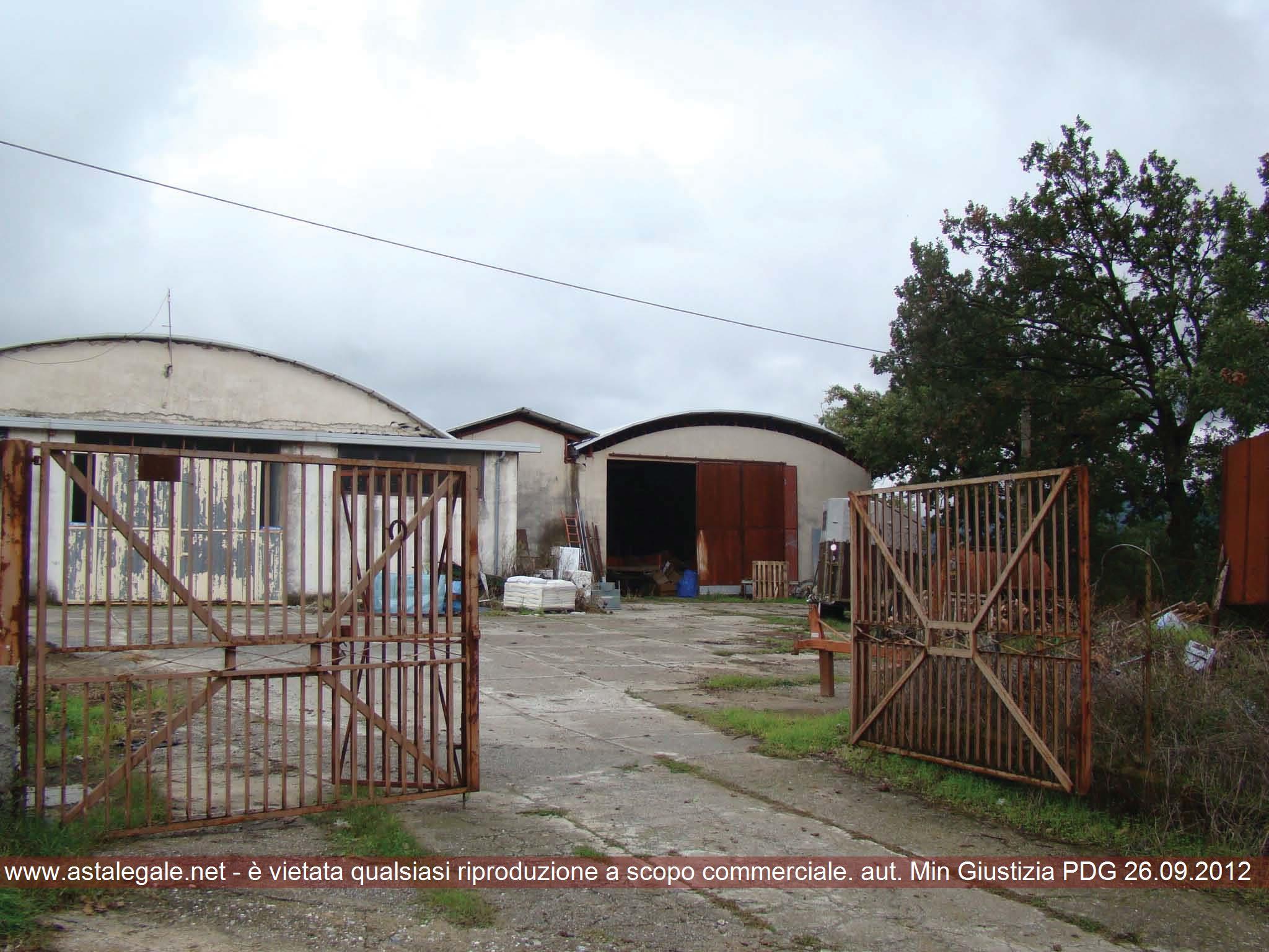 San Sosti (CS) zona Rurale snc