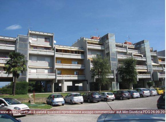 Gradisca D'isonzo (GO) Via Eulambio, 14 - scala B