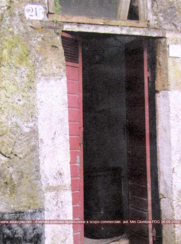 Farnese (VT) Via Colle San Martino 21
