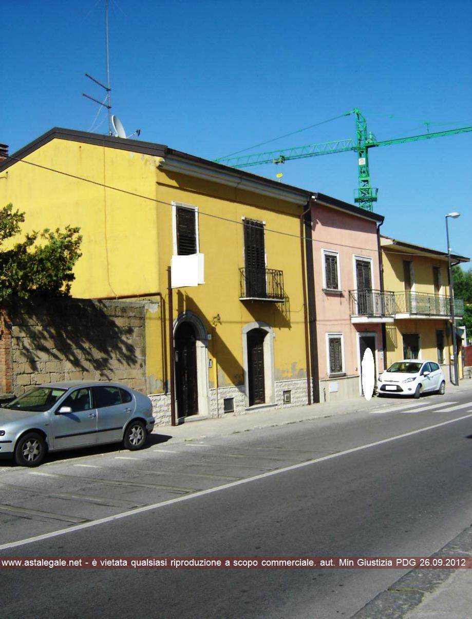 Avellino (AV) Via Fratelli Troncone 25