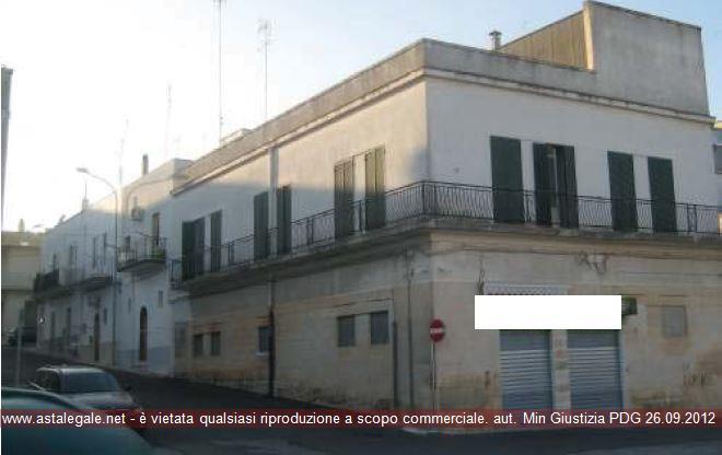 Ceglie Messapica (BR) Via Sant'Antonio Abate 21