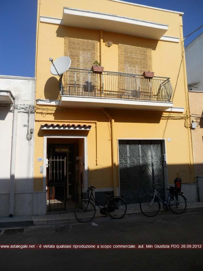 San Pietro Vernotico (BR) Via A. Diaz 48