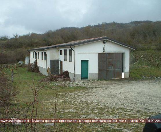 Montenero Val Cocchiara (IS) Localita' Vicenne - Via Santa Teresa