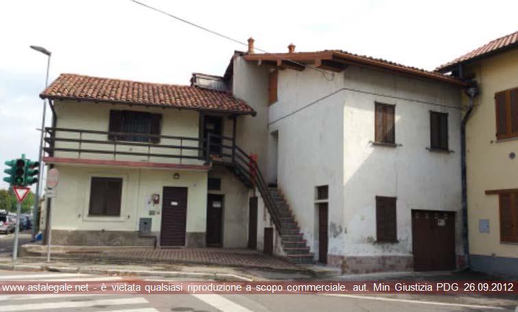 Cornate D'adda (MI) Via San Pietro 14