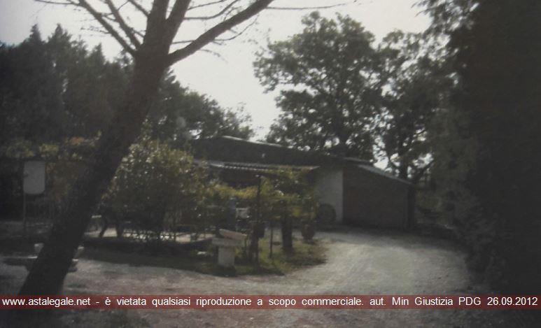 Marsciano (PG) Localita' Morcella, Voc. Capracotta snc