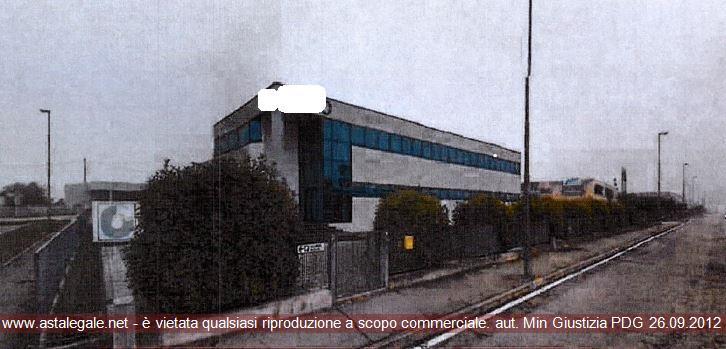 Legnago (VR) Via Massimo d'Antona  snc