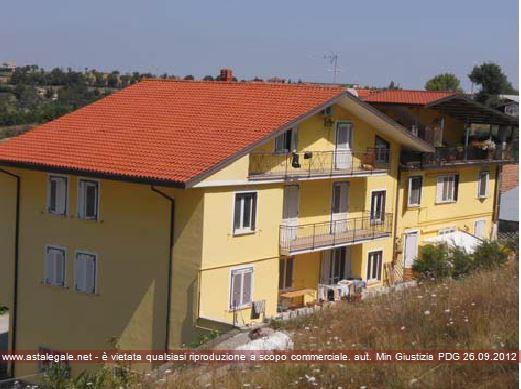 Serino (AV) Via Giffoni Valle Piana (s.p. nr. 25)