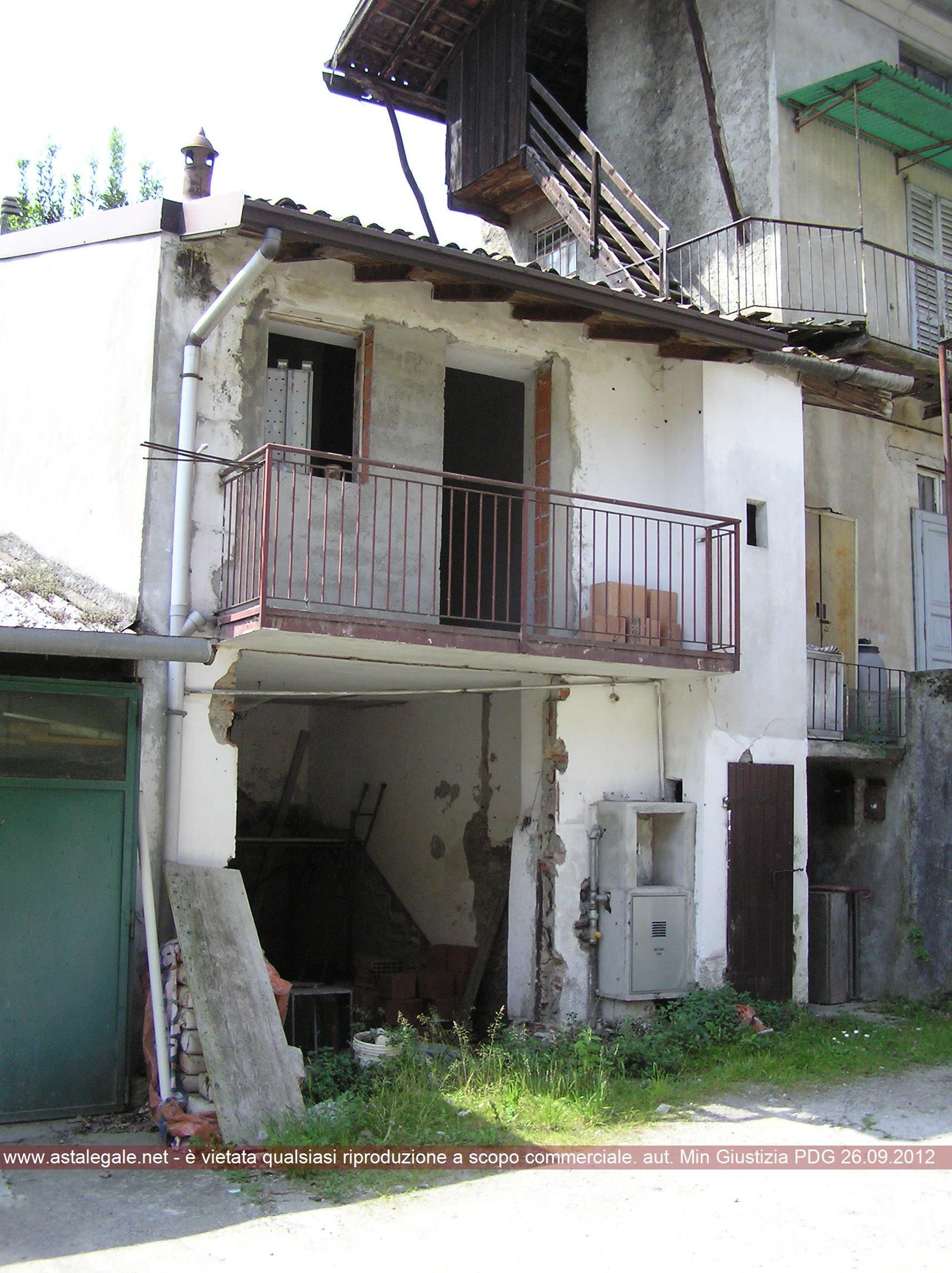 Valgreghentino (LC) Via Roma 1