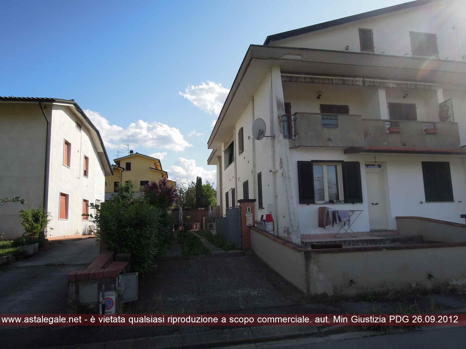 Fucecchio (FI) Localita' Botteghe - Via Vallebuia 4D