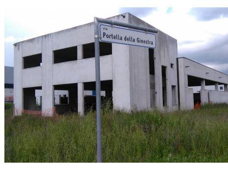 Umbertide (PG) Via Portella della Ginestra angolo con Via Sandro Pertini snc