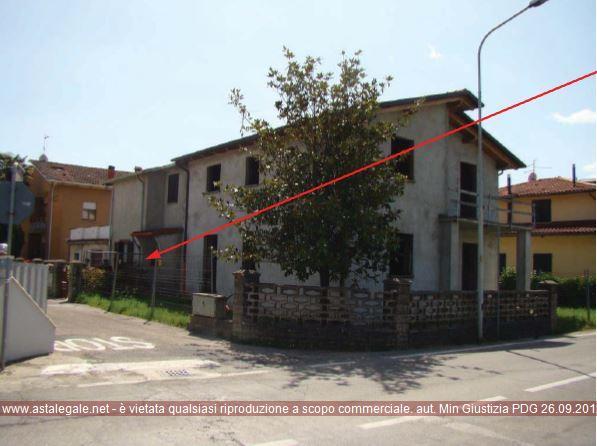 San Giustino (PG) Frazione Lama  - Via G. Leopardi  2