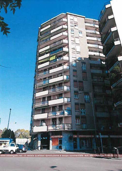 Cinisello Balsamo (MI) Via XX Settembre 2