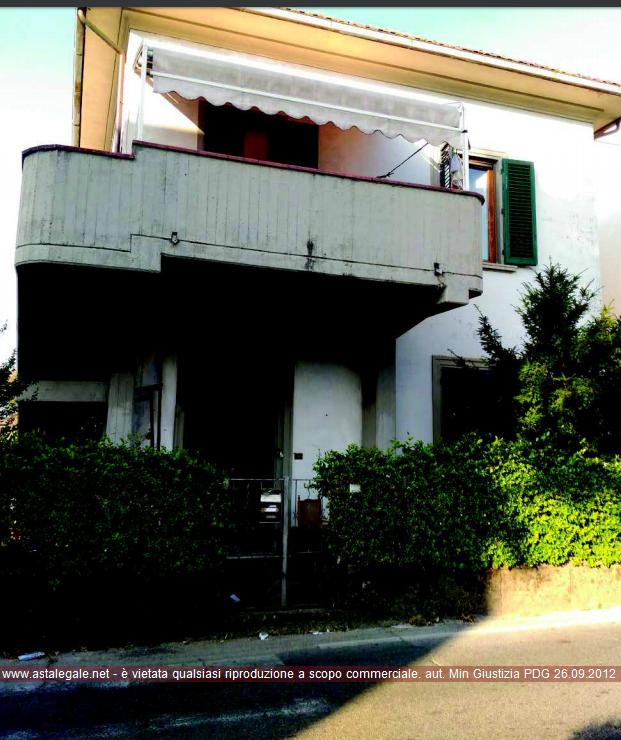 Carmignano (PO) Localita' Seano - Via Tozzi  2