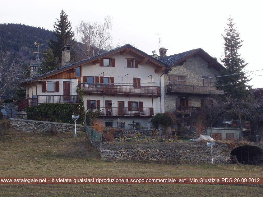 Saint-pierre (AO) Frazione Chatel