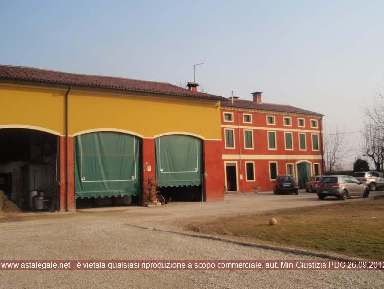 Camisano Vicentino (VI) Via Seghe 17