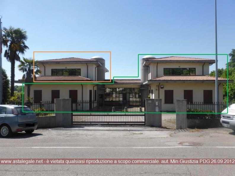 Albettone (VI) Localita' Lovertino, Via San Vito snc