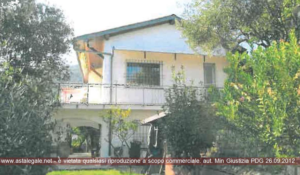 Boissano (SV) Quartiere Losano, Via dei Gerani 13