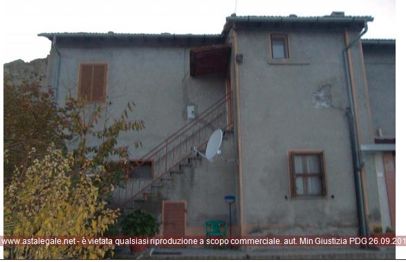 Sorano (GR) Localita' Case Nardoni  - San Giovanni delle Contee