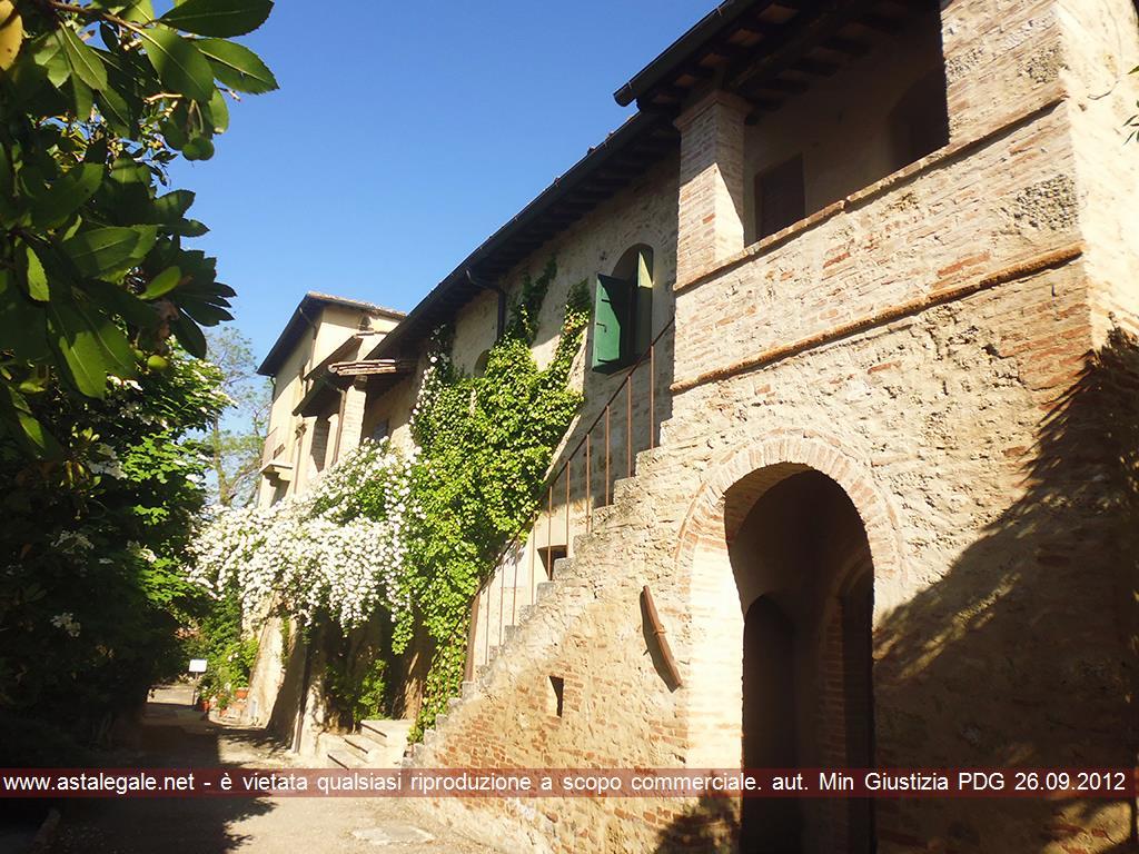 Colle Di Val D'elsa (SI) Localita' Abbadia, Via Piemonte n. 10