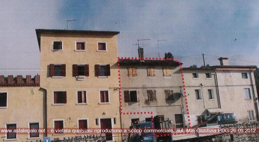 Pove Del Grappa (VI) Via Tozzi, 2 (già Via Fossà, 368)