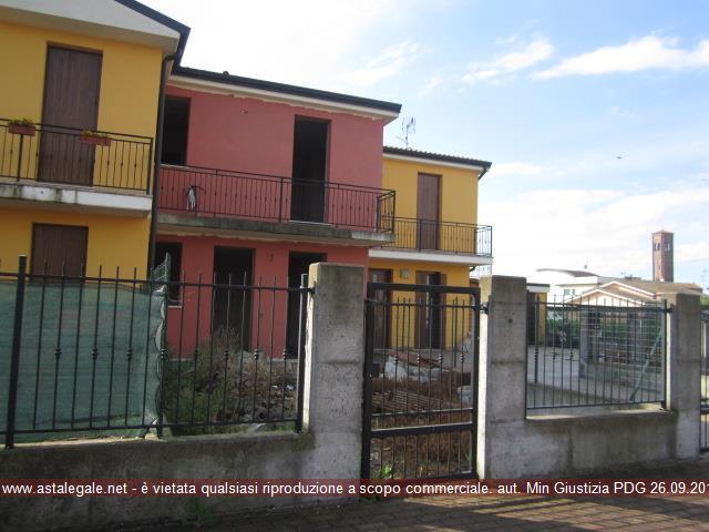 Pieve Di Coriano (MN) Via Mirandoletta/Via Verdi