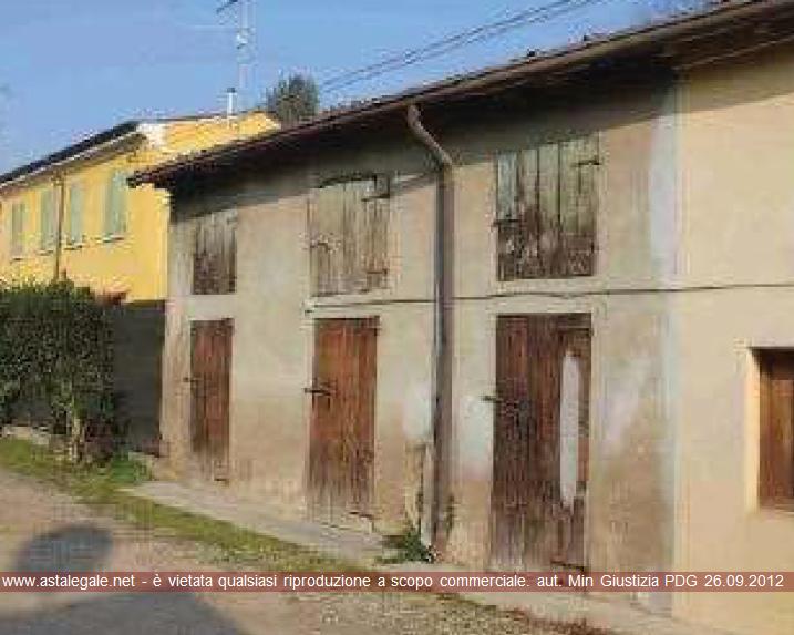 Curtatone (MN) Localita' San Silvestro - Via Chiesa 52/54