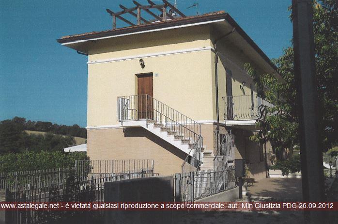 Pesaro (PU) Localita' Santa Maria dell'Arzilla - Via dei Guazzi