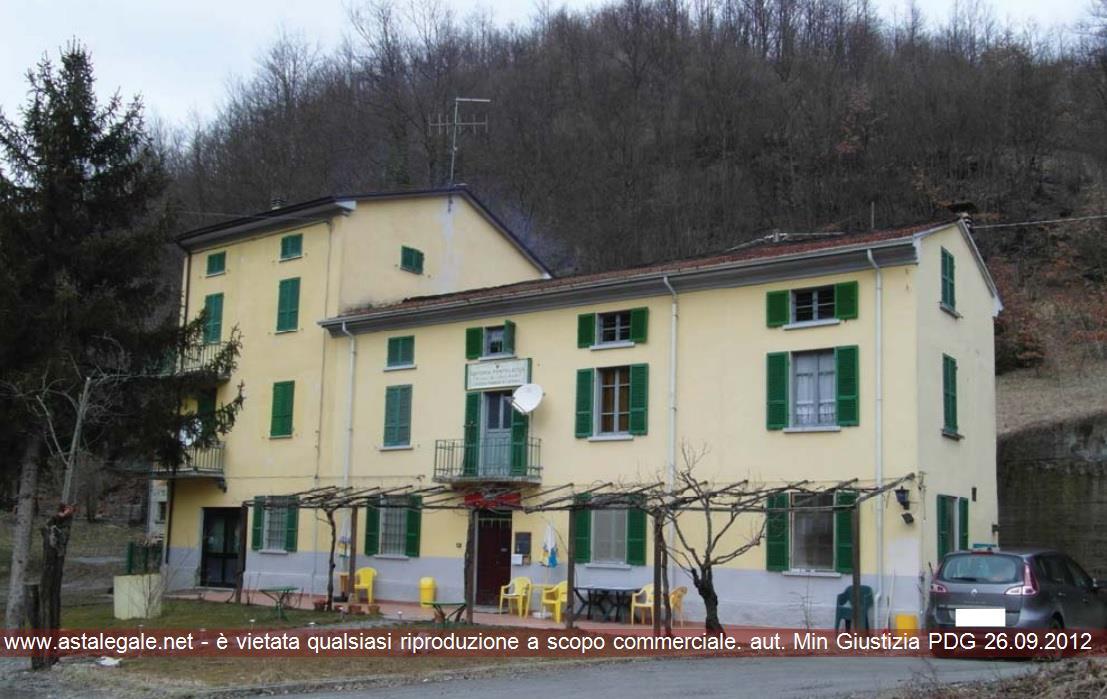Bardi (PR) Localita' Molino Lecca 60/62