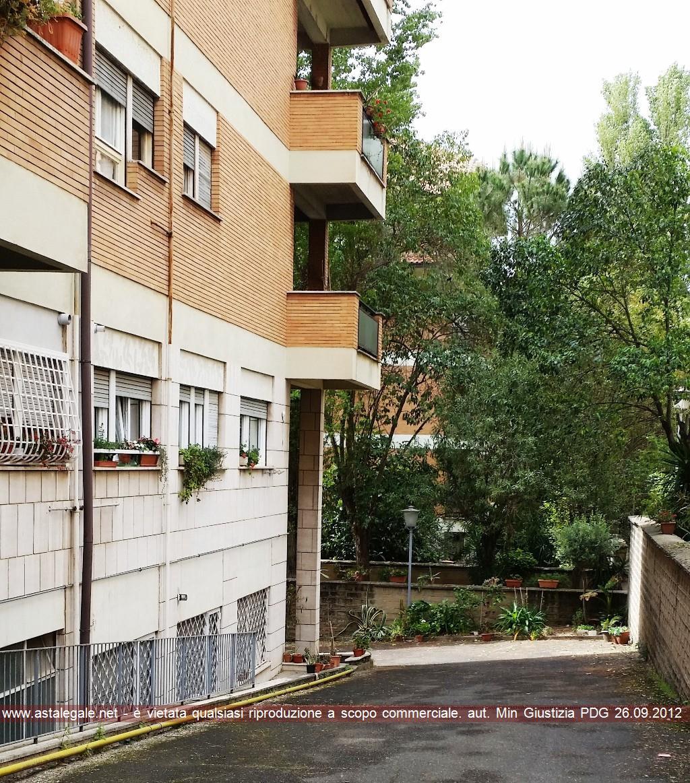 Roma (RM) Via GIUSEPPE ROMUALDI 19