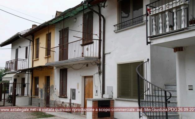 Borgo San Siro (PV) Via Roma 57/A