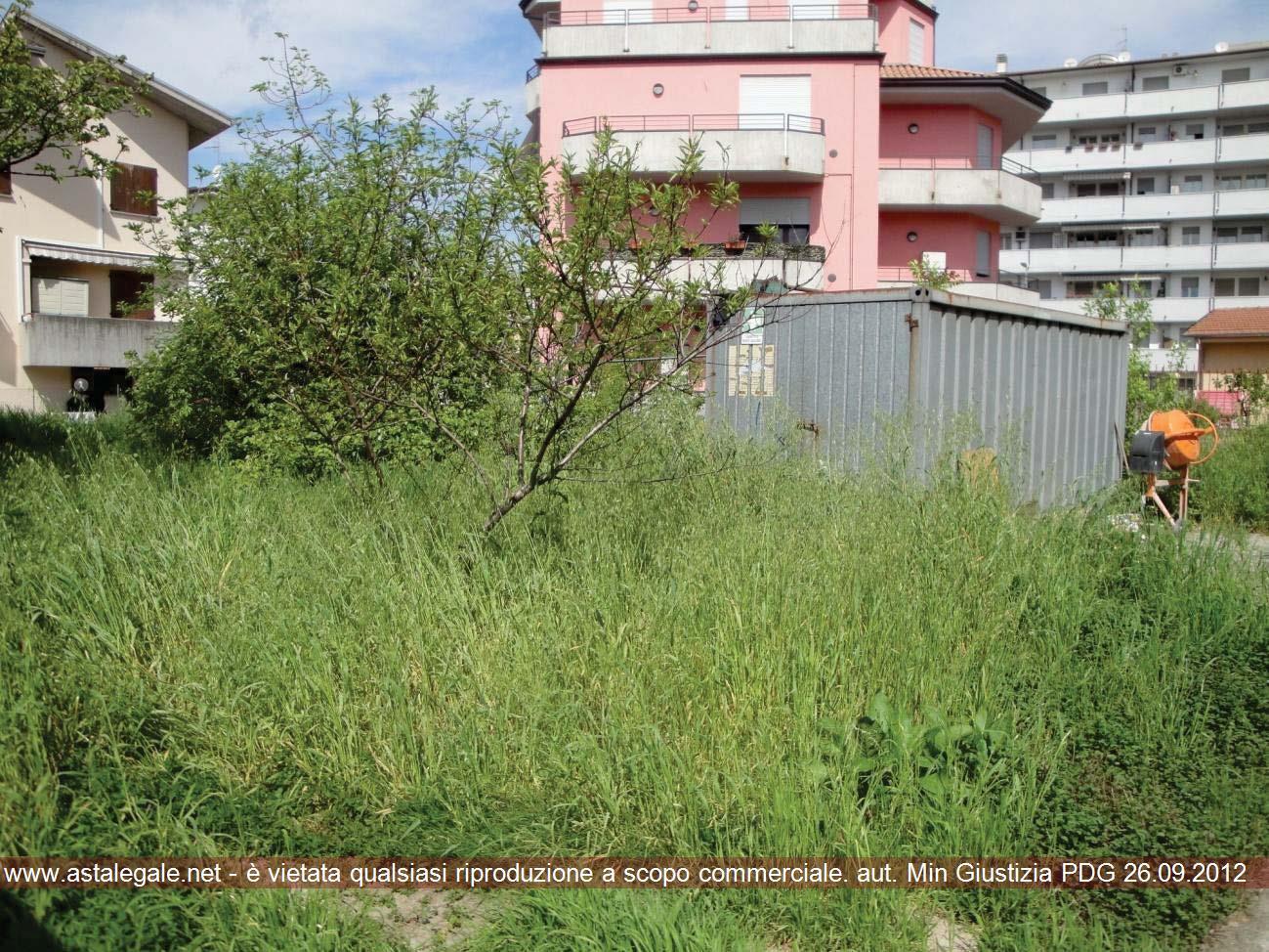 Parma (PR) Via Ganale Doria angolo Via Testi