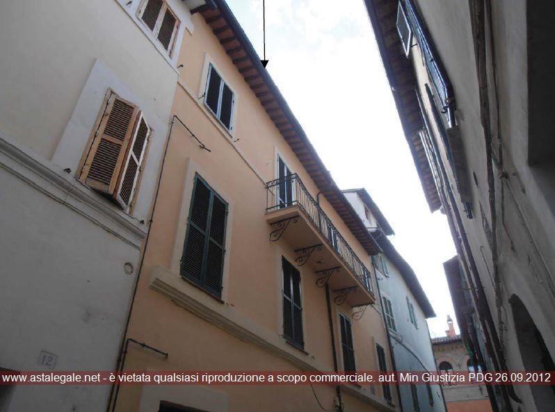 Foligno (PG) Via Ballestracci 8