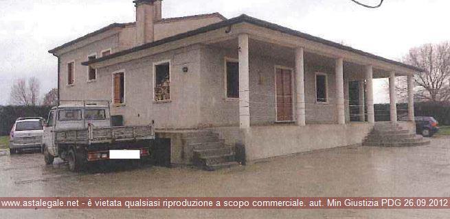 Orgiano (VI) Via San Feliciano 14/1
