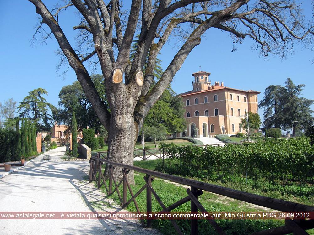 Montepulciano (SI) Localita' Poggio alla Sala