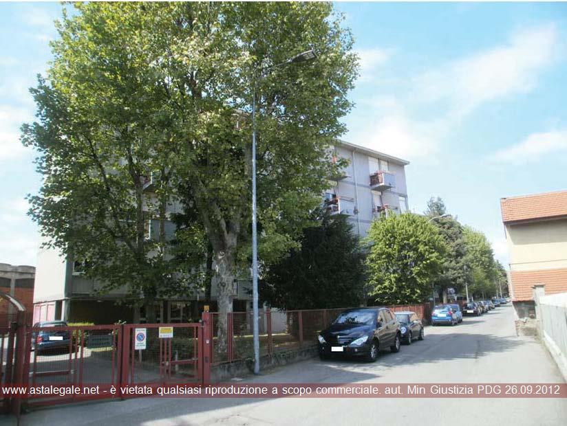 Monza (MB) Via ALCIDE DE GASPERI 3