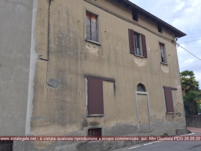 Mornago (VA) Frazione Montonate - Via Cavour 19
