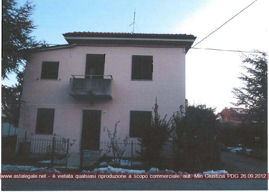 Pesaro (PU) Strada dei Platani 58