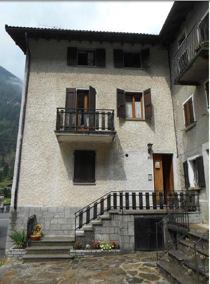 Campodolcino (SO) Frazione Pietra, Via Pietra 80