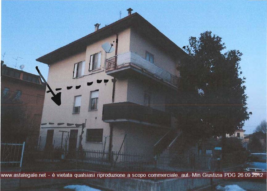 Sant'angelo In Lizzola (PU) Localita' Montecchio - Via P. Gobetti n.6, già Via Don Minzoni