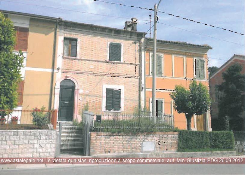 Fano (PU) Localita' Cuccurano - Str. Naz. Flaminia 238