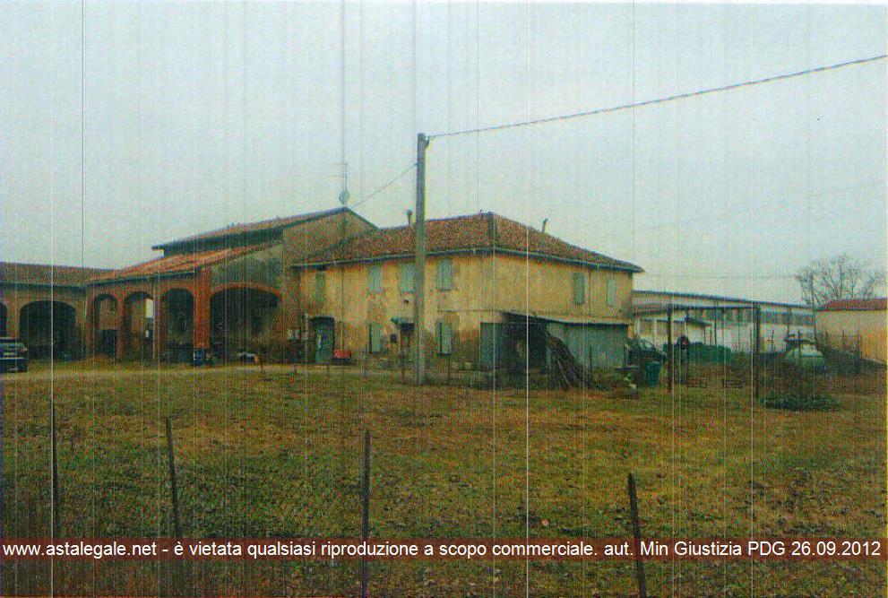San Secondo Parmense (PR) Frazione Castell' Aicardi, Via Varana 2