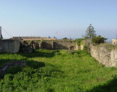 Acquedolci (ME) Frazione Torre Cupane, Via Castello