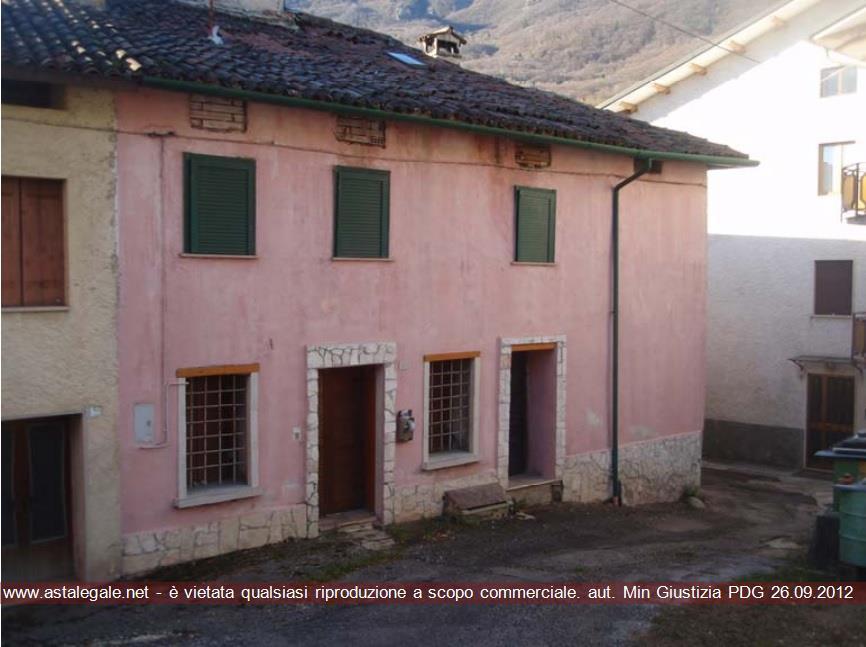 Velo D'astico (VI) Via Lago di Sotto 50