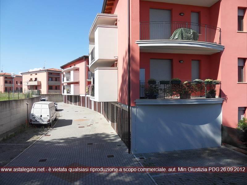 Parma (PR) Frazione Marano, Via Druso Parisi 5-7
